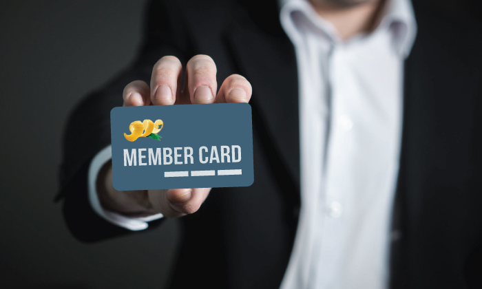 Zesty Member Card